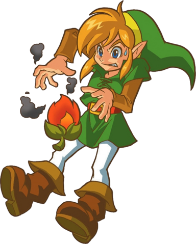File:Link with Ember Seed.png