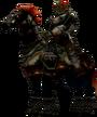 Ganondorf & Horse (Ocarina of Time)