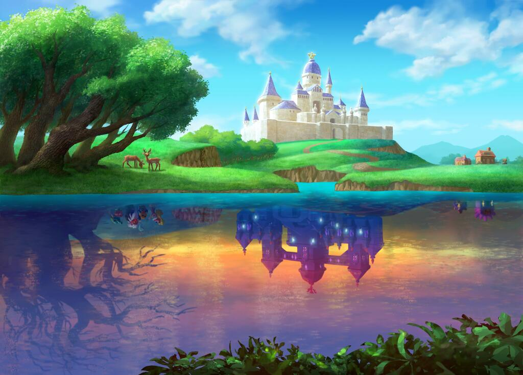 GenGAME Aonuma Compares the Size of Zelda Wii U's Hyrule to Kyoto ...