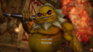 Hyrule Warriors Darunia Goron Chief, Darunia (Battle Intro)