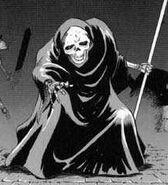L.A. manga - Stalfos Knight