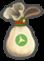 Small Seed Satchel (Skyward Sword)