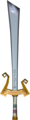 The Wind Waker Enemy Weapons Ganondorf's Sword (Render).png