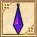 Hyrule Warriors Legends Fairy Clothing Zora Earrings - Purple (Accessories).png