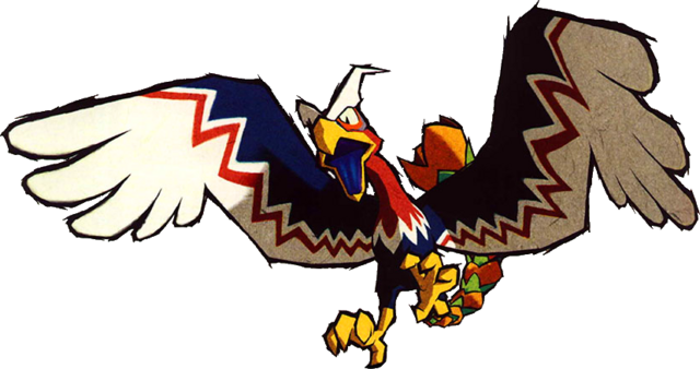 File:Kargaroc Artwork (The Wind Waker).png