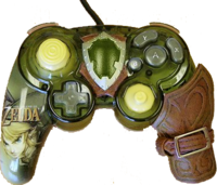 Twilight Princess Controller
