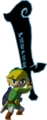 The Wind Waker Toon Link Phantom Ganon's Sword (Render).png