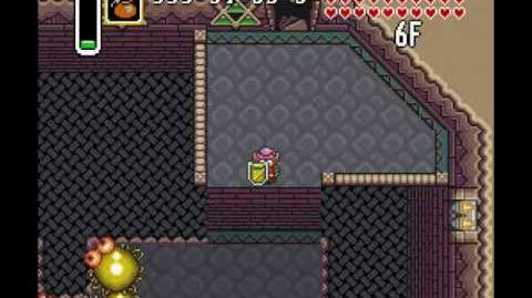 Moldorm Ganon's Tower (A Link to the Past)