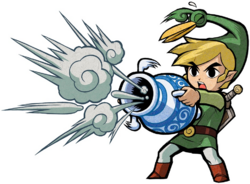 File:Link and the Gust Jar.png