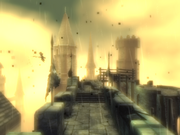 Hyrule Castle Roof