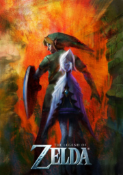 The Legend of Zelda - Skyward Sword Artwork