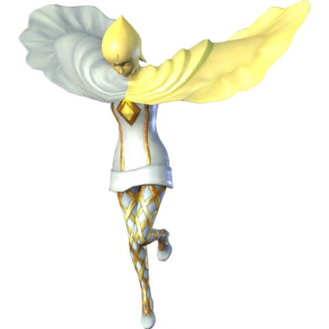 File:Hyrule Warriors Fi Standard Outfit ( Light Spirit Recolor - Twilight DLC).png