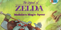 Molblin's Magic Spear