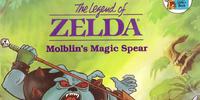 Molblin's Magic Spear