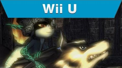 The Legend of Zelda Twilight Princess HD Game Features Trailer