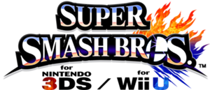 File:Super Smash Bros. for 3DS & Wii U (logo).png