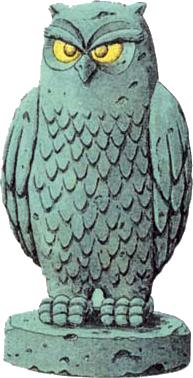 File:Owl Statue (Link's Awakening).png