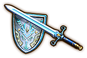 File:Hyrule Warriors Hylian Sword (Level 2) White Sword.png