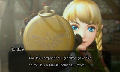 File:Hyrule Warriors Legends Linkle's Tale Linkle's MAGIC Compass (Cutscene).png