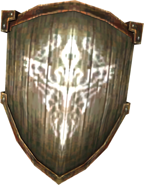 Wooden Shield - Zeldapedia, the Legend of Zelda wiki - Twilight ...