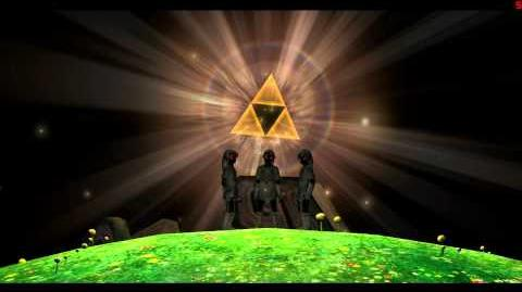 The Legend of Zelda Twilight Princess ~ Lake Hylia Cutscene - 720p