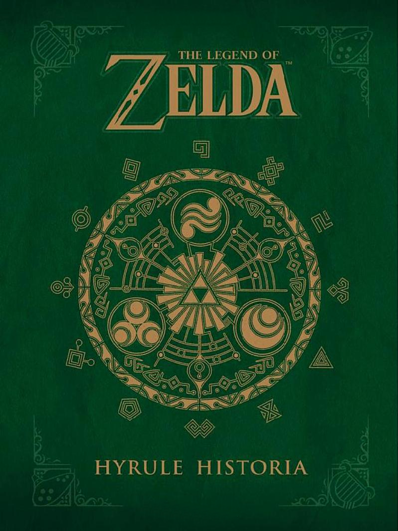 hyrule historia zeldapedia fandom powered by wikia. Black Bedroom Furniture Sets. Home Design Ideas
