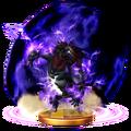 Super Smash Bros. for Wii U Final Smash Trophy Beast Ganon (Trophy).png