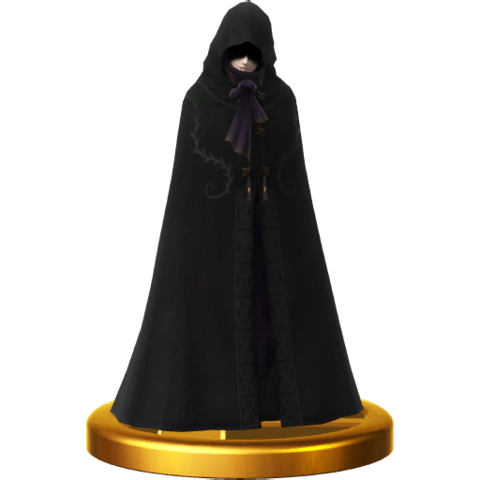 File:Super Smash Bros. for Wii U Trophies Hooded Zelda (Render).png