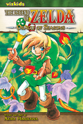 Oracle of Seasons English Manga
