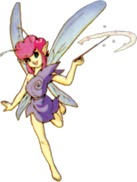 The meaning and symbolism of the word - Fairy