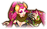 Hyrule Warriors Great Fairy Great Forest Fairy (Level 2 Great Fairy)