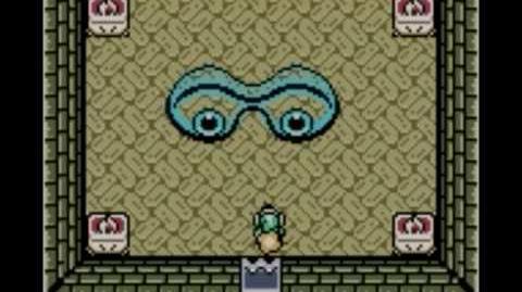 Slime Eyes (Link's Awakening)
