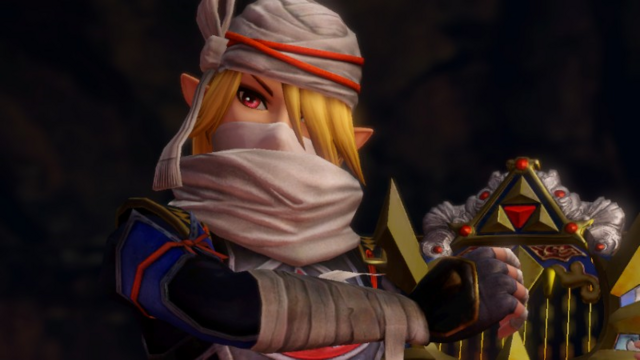 File:Hyrule Warriors The Sheikah Tribesman The Mysterious Sheikah Warrior Appears (Cutscene).png