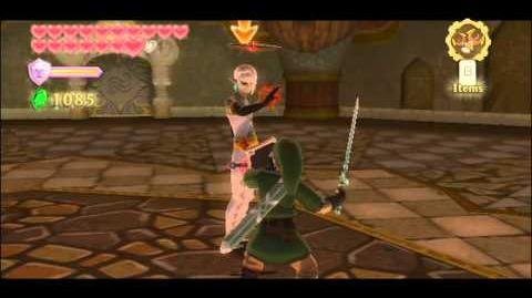 Ghirahim Fire Sanctuary (Skyward Sword)