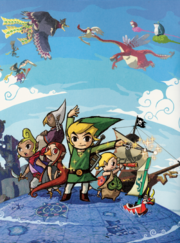 The Wind Waker Characters
