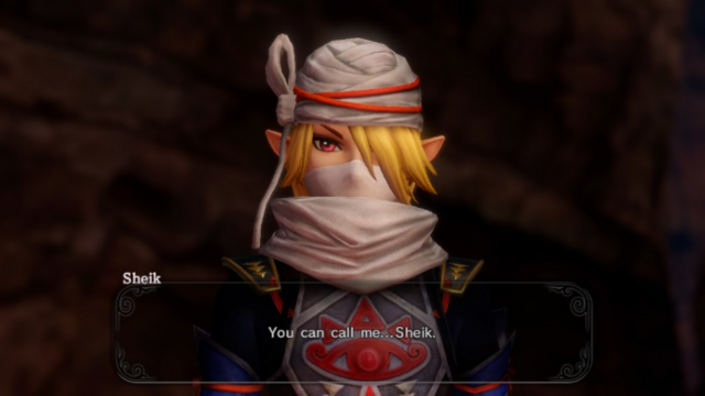 File:Hyrule Warriors The Sheikah Tribesman Sheik's Introduction (Cutscene).png