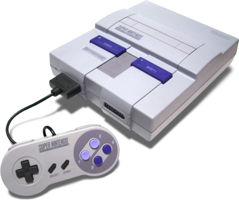 File:Super Nintendo Entertainment System (North America).png