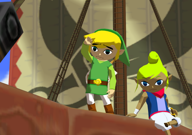 File:Link's Departure from Outset Island.png