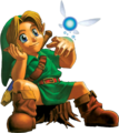 Young Link Artwork 1 (Ocarina of Time).png