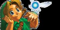 Link's Fairy Companion