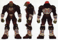 Ocarina of Time Artwork Ganondorf (Concept Artwork - Hyrule Historia).png