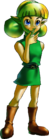 Fado Artwork (Ocarina of Time)
