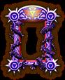 Hyrule Warriors Legends Picture Frame Demon King's Frame (Level 3 Picture Frame)