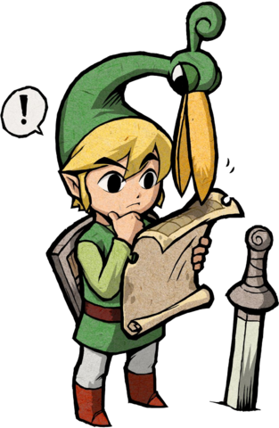 File:Link Artwork 8 (The Minish Cap).png