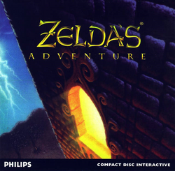 Zelda's Adventure (box)