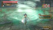 Hyrule Warriors Rapier Farore's Wind