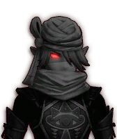 Hyrule Warriors Sheik Dark Sheik (Dialog Box Portrait)