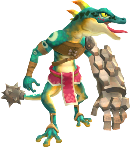 File:Lizalfos (Skyward Sword).png