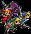 Link (Four Swords)