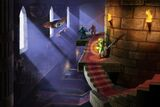 Dungeon (A Link Between Worlds)